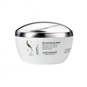 Alfaparf Semi Di Lino Diamond Illuminating Máscara - 200 ml