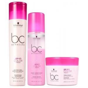 Schwarzkopf Kit BC Bonacure pH 4.5 Color Freeze Sulfate-Free