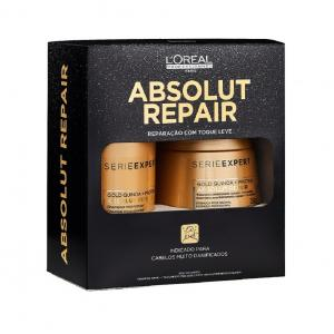 L'Oréal Professionnel Kit Absolut Repair Gold Quinoa + Protein
