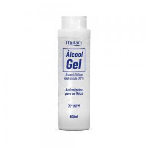 Álcool Gel 70% - 500 ml